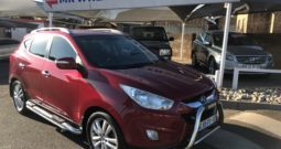 2012 Hyundai IX35 2.0Gls Executive A/t