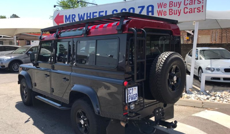 2014 Land Rover Defender 2.2d 110  Africa Edition full