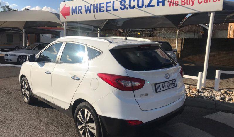 2016 Hyundai IX35 2.0 Executive full