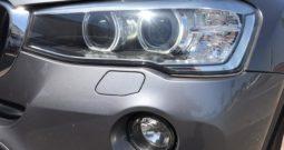 2016 BMW X3 2.0d  Auto
