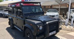 2014 Land Rover Defender 2.2d 110  Africa Edition