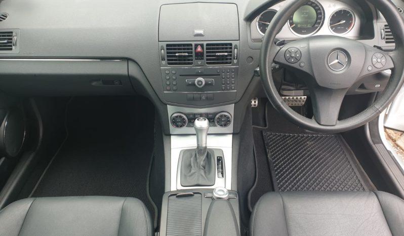 2008 Mercedes Benz C320Cdi AMG Sports A/t full