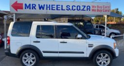 2012 Land Rover Discovery TDV6 S